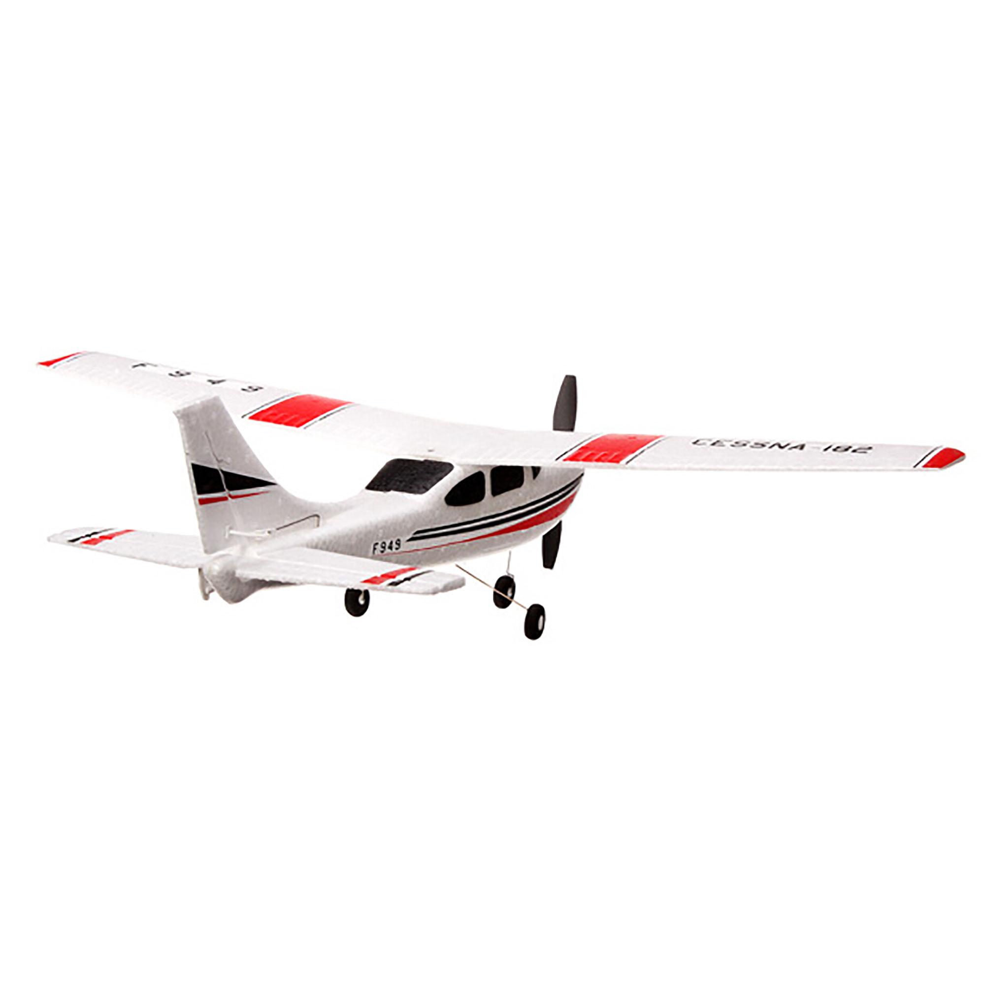 3-fach Motor komplett RTF efaso F959 3-Kanal 2,4 GHz RC Flugzeug EPO-Material u