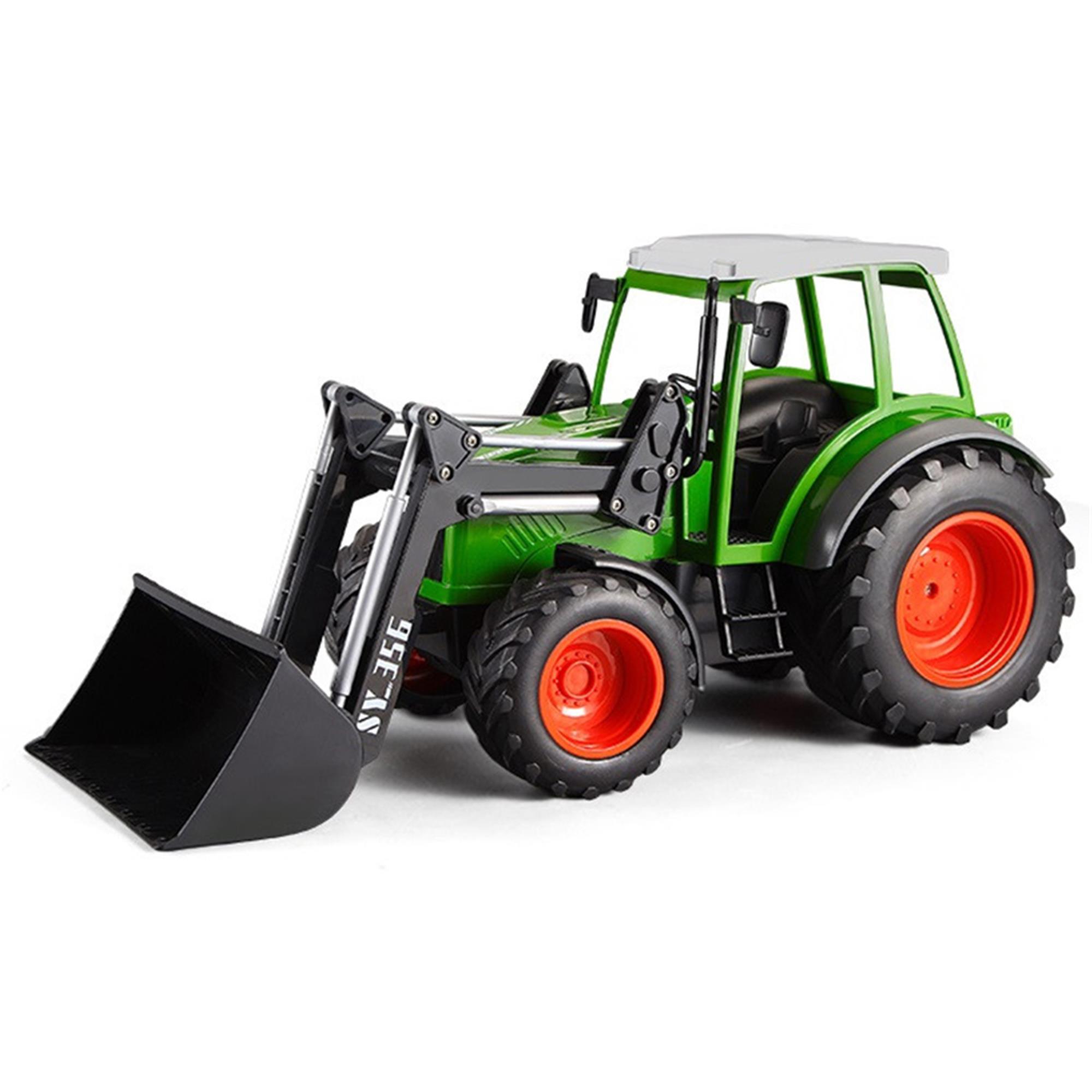 efaso double e e356003 rc traktor mit schaufel 24ghz 1