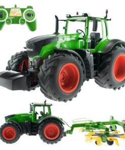 \169.254.186.49DatenBilderNutzfahrzeugeE351-003 TraktorMit HeuwenderE351-003 - 01 - Hauptbild mit FS und Heuwender.jpg