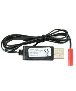 USB-Ladekabel - 3,7V - JST Stecker